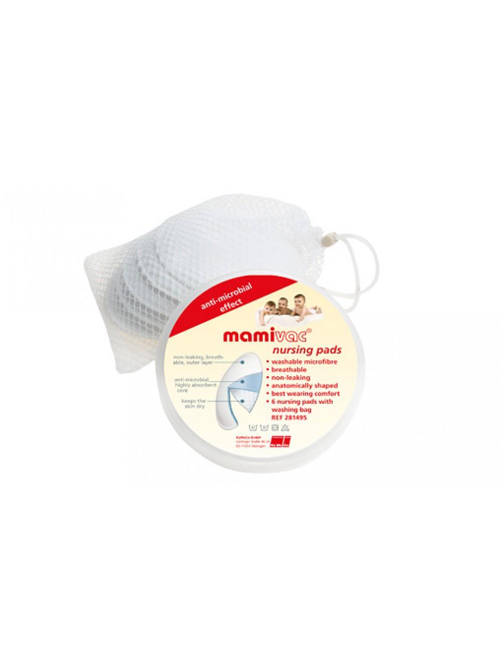 a2f9098ab2e 9Kuud - Mamivac® PESTAVAD rinnapadjad 4tk - rasedate riided & pesud ...