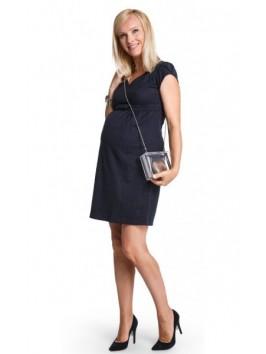 BELLISSIMA kleit-must