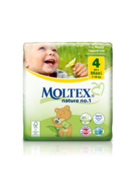 Mähkmed Moltex Nature Nr4 (7-18kg) 30tk