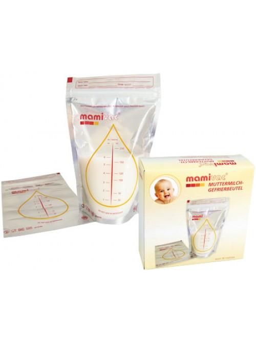 Mamivac® rinnapiima säilituskotid 20tk