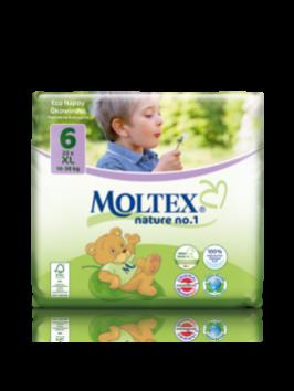 Mähkmed Moltex Nature Nr6 (16-30kg) 22tk