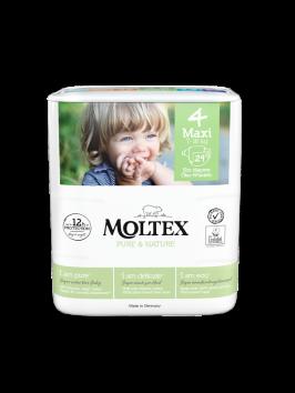 Mähkmed Moltex Nature Nr4 (7-18kg) 29tk